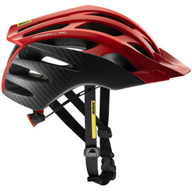 Mavic Crossmax SL Pro MIPS Casco Hombre, fiery red